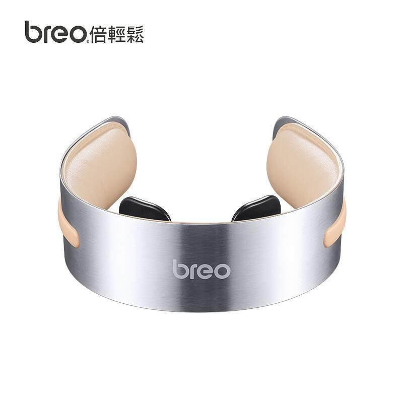 倍轻松(breo)BR110 脉冲颈椎按摩器(个)灰色