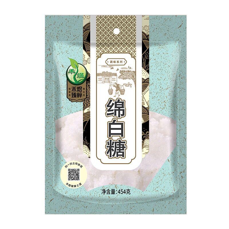 禾煜 绵白糖 454g/袋 (单位:袋)