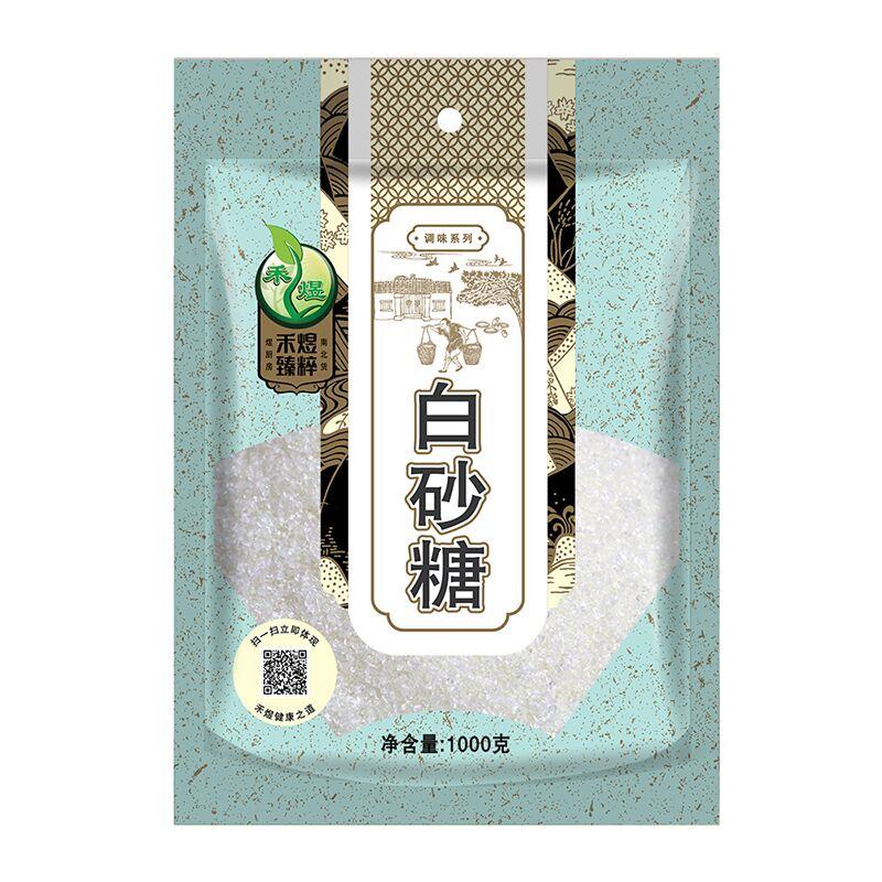 禾煜 白砂糖 1000g/袋 (单位:袋)