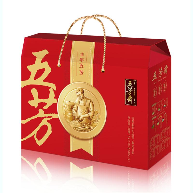 五芳斋 丰年五芳粽子礼盒(单位:盒)