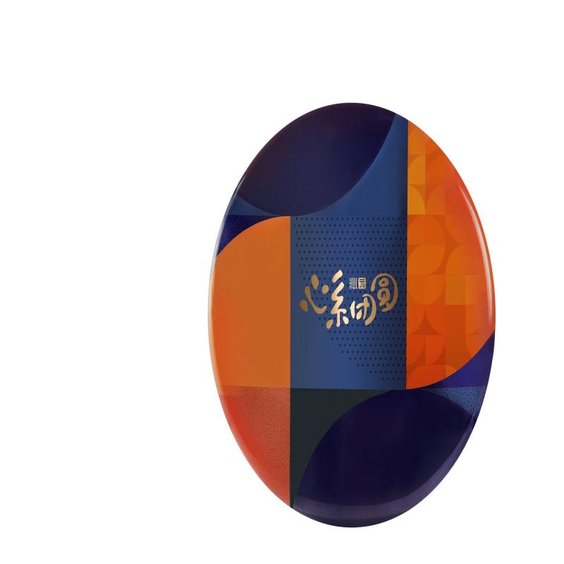 沁园 月圆时光月饼礼盒 820g (盒)