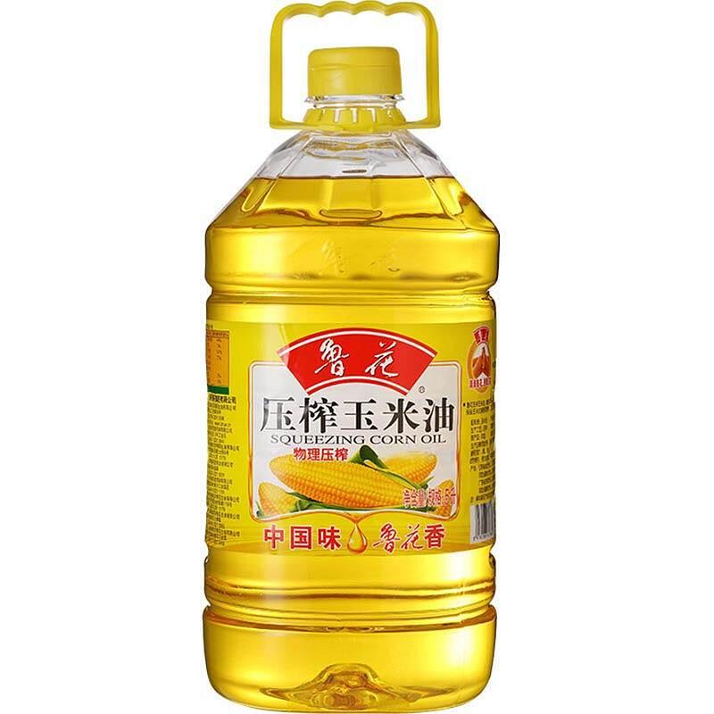 鲁花 玉米油 5L/瓶 (单位:瓶)
