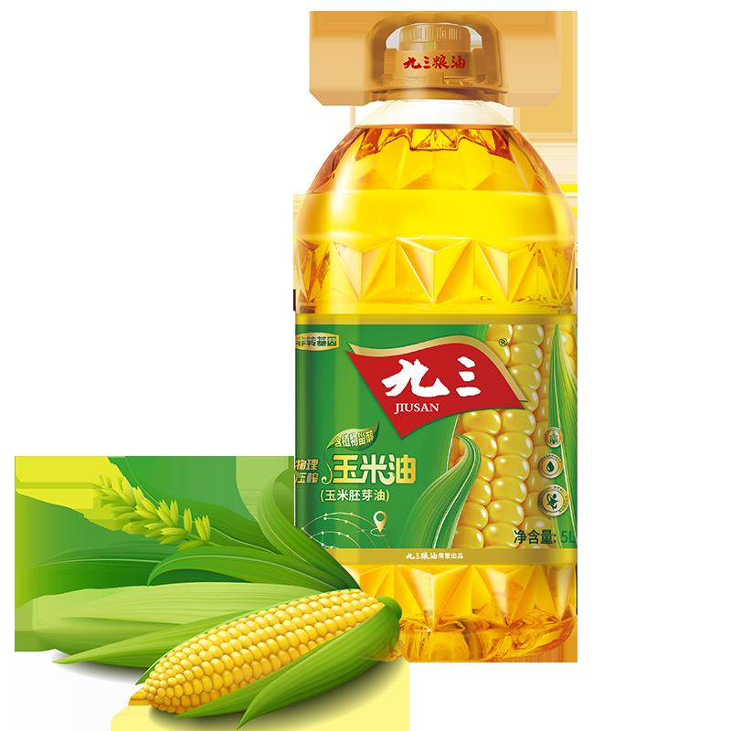 九三一级玉米油5升(桶)
