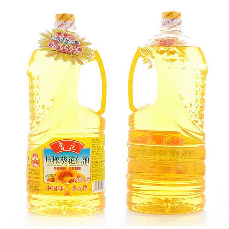 鲁花 葵花仁油 2.5L*2瓶/盒 (单位:盒)