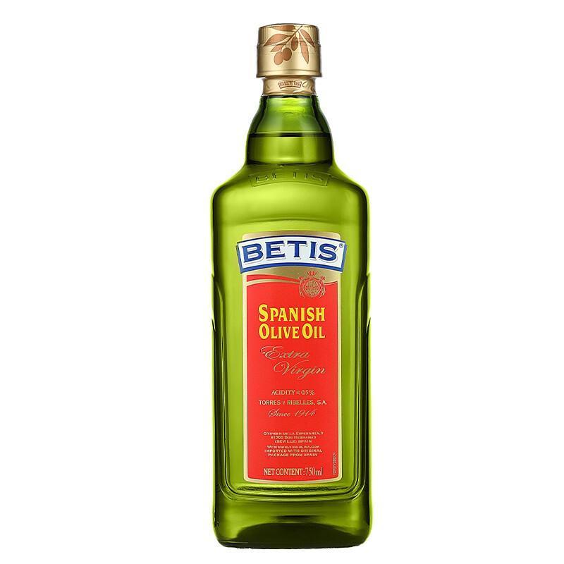 贝蒂斯 特级初榨橄榄油 750ML/瓶 (单位:瓶)