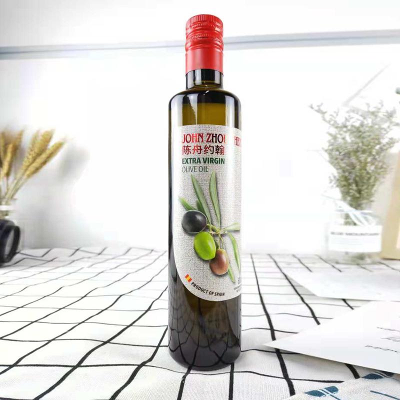 陈舟约翰500橄榄油褐色500ml(单位:瓶)