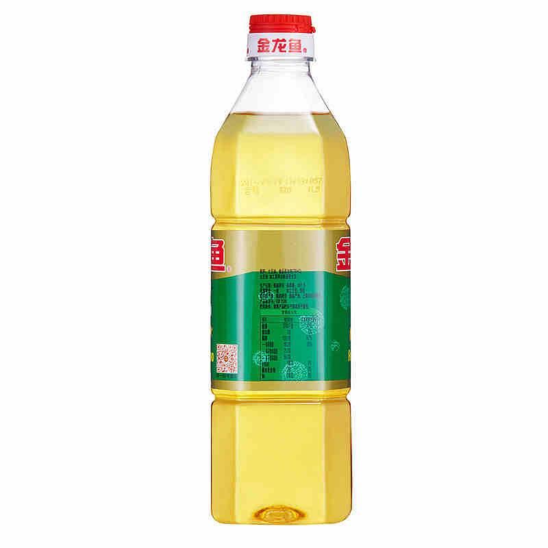 金龙鱼 精练一级大豆油 900ml/瓶 (转基因) (单位:瓶)