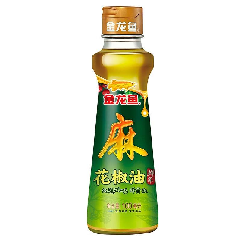 金龙鱼 花椒油 100ML(单位:瓶)