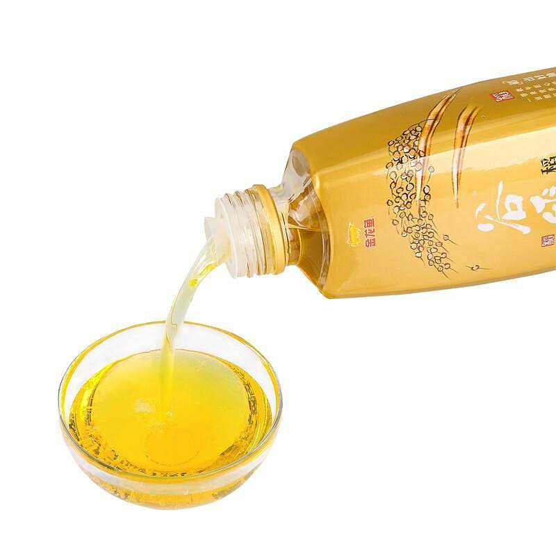 金龙鱼谷维多稻米油900ml