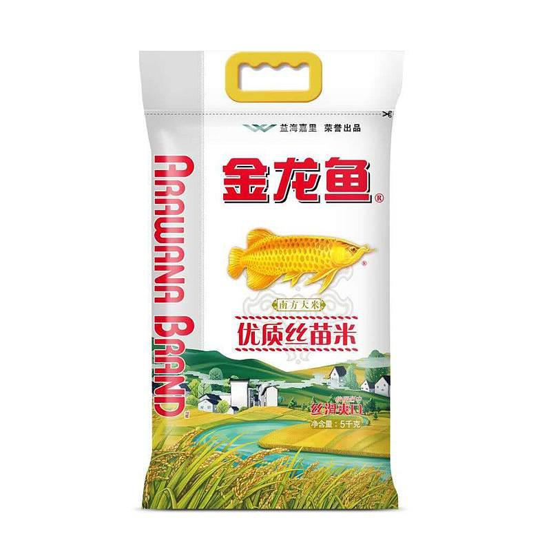 金龙鱼优质丝苗米5kg(袋)