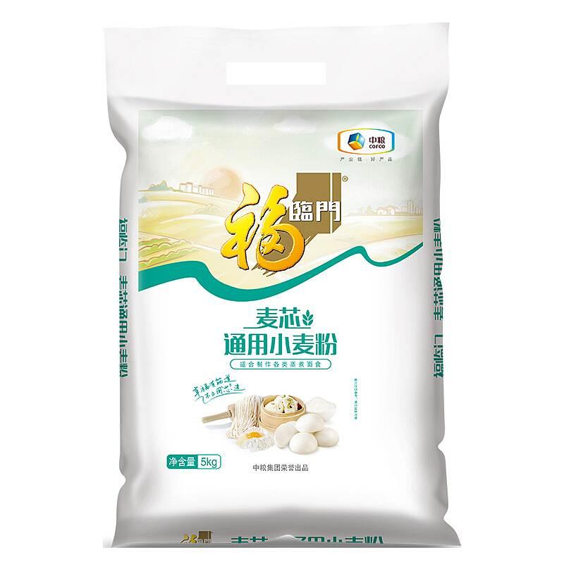 福临门麦芯多用途小麦粉5kg(袋)