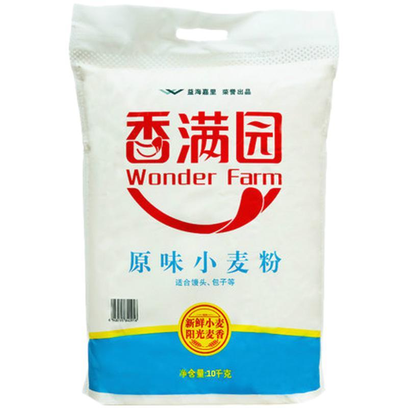 香满园原味小麦粉5kg