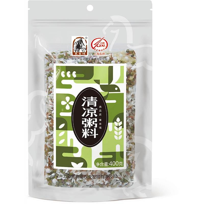 塞翁福 清凉粥 400g/袋 (单位:袋)
