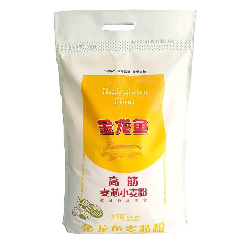 金龙鱼 高筋麦芯小麦粉 5kg/袋 (单位:袋)