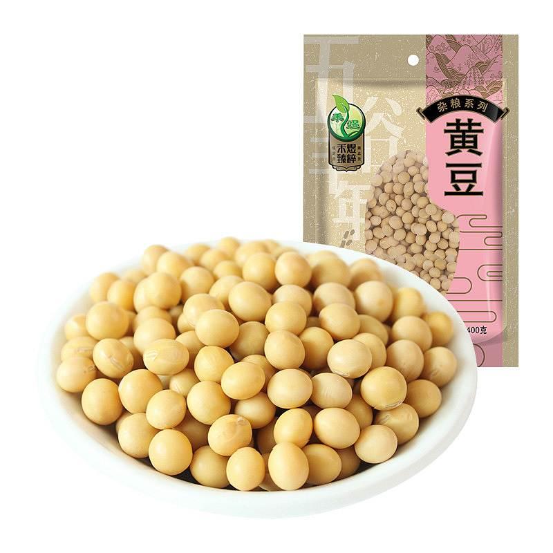 禾煜 黄豆 400g/袋 (单位:袋)