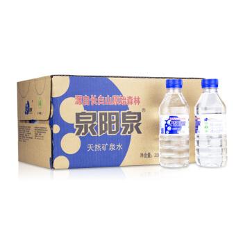 泉阳泉矿泉水350ML/24瓶/箱(箱)