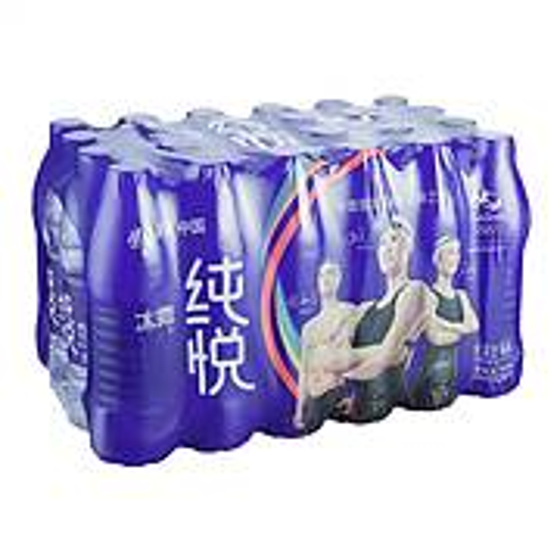 冰露 纯悦包装饮用水 550ML*12瓶/箱 (单位:箱)
