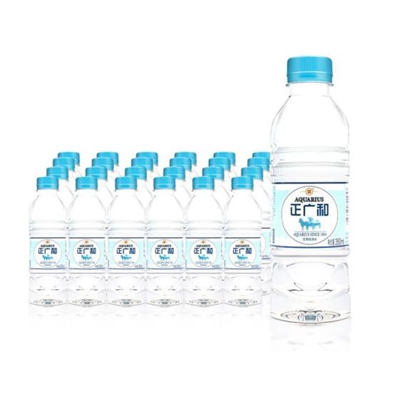 正广和350ML纯净水24瓶/箱(箱