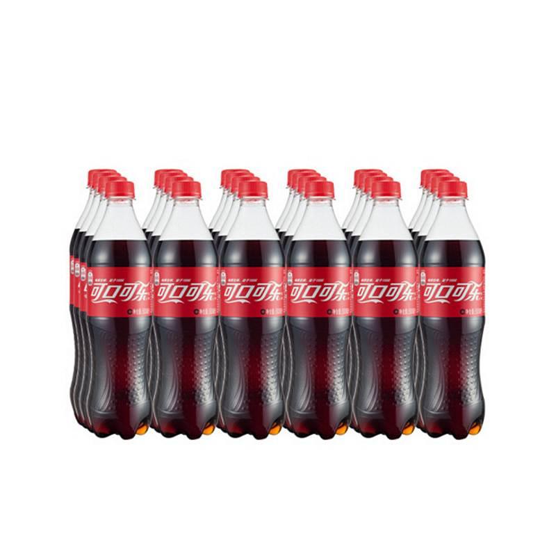 可口可乐 500ML*24瓶/箱 (单位:箱)