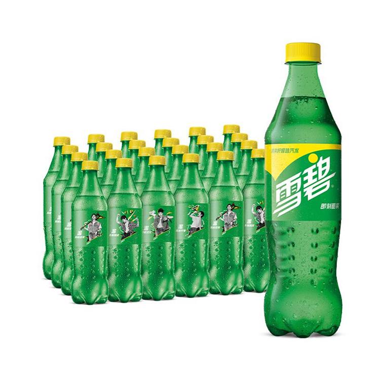 雪碧 500ML*24瓶/箱 (单位:箱)