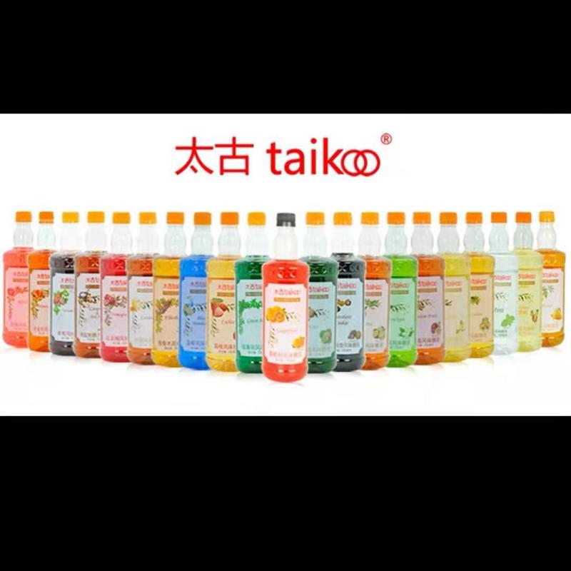 太古(taikoo )咖啡糖浆 多风味糖水转化糖浆750ml(单位:瓶)