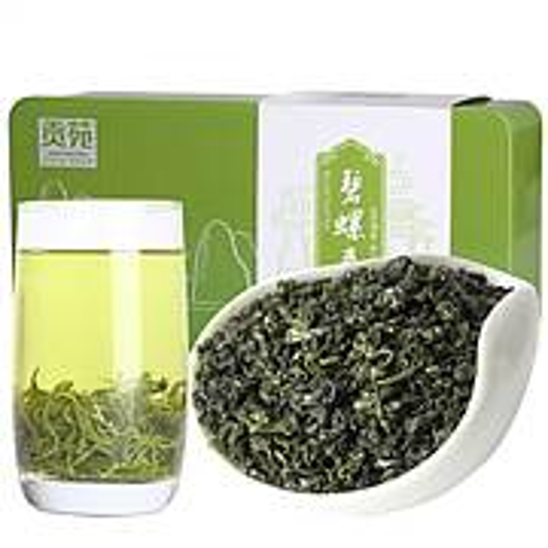 贡苑 碧螺春(绿茶)250g/盒 (单位:盒)