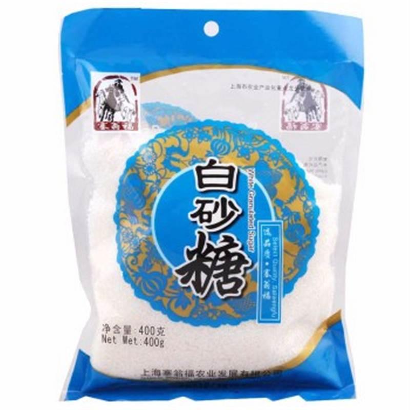 塞翁福 白砂糖400g/袋(单位:袋)