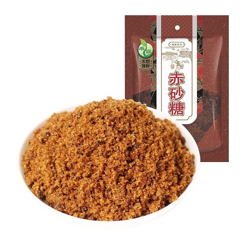 禾煜赤砂糖280g(袋)