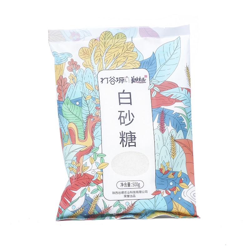 打谷塬(袋装)白砂糖500g(单位:袋)