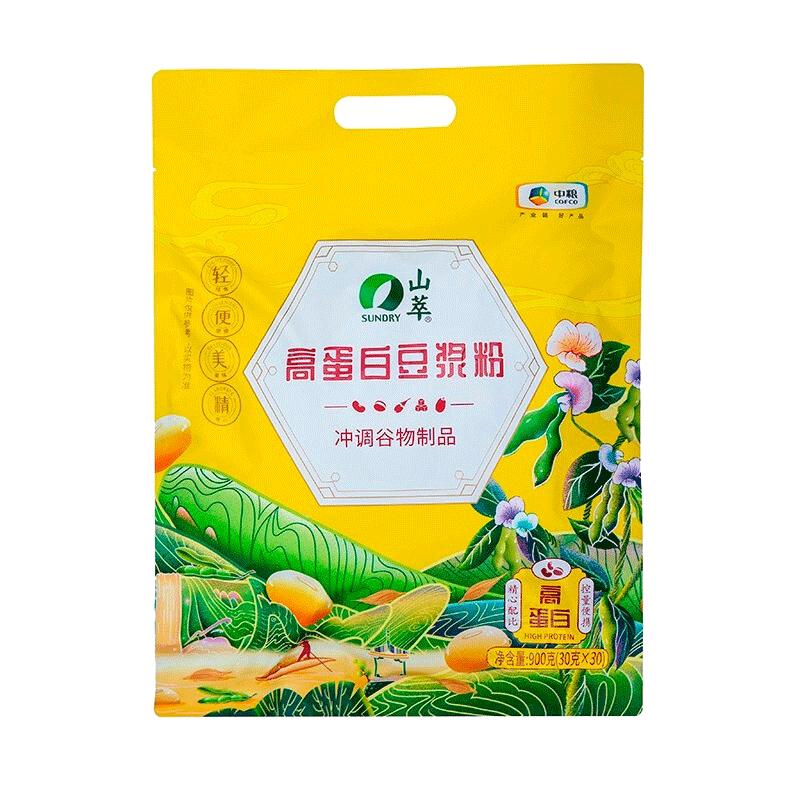中粮山萃高蛋白豆浆粉礼袋900g(袋)