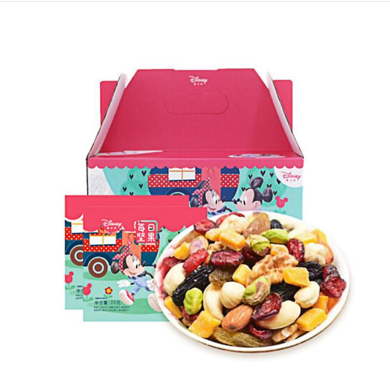 迪士尼坚果炒货25g*30袋(盒)