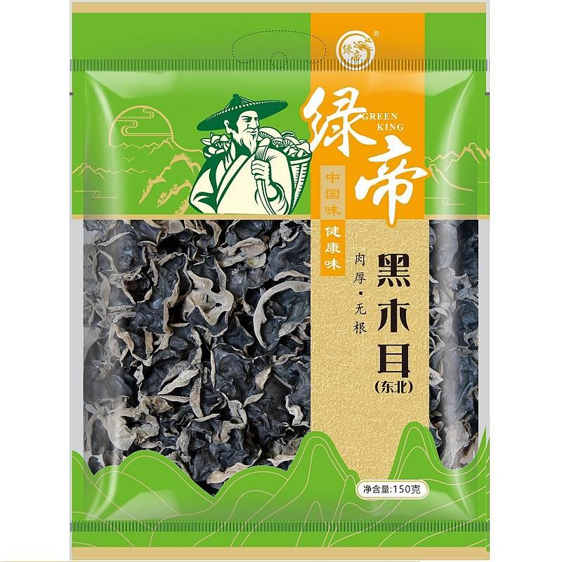 绿帝 黑木耳150g/16袋/箱 (单位:袋)