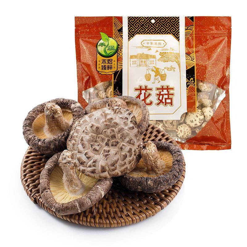 禾煜300g花菇12袋/箱 (单位:袋)