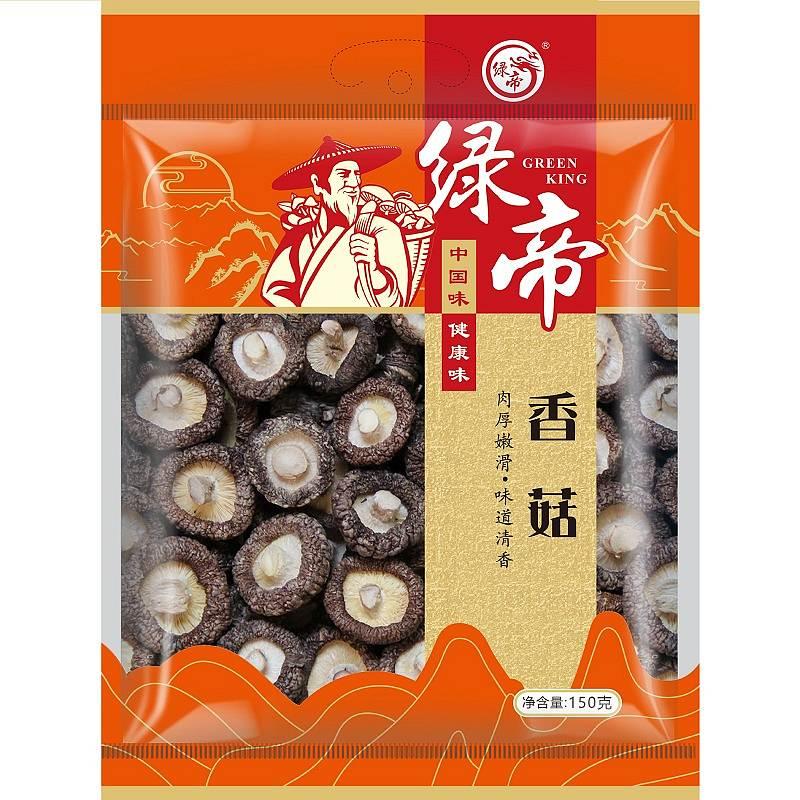 绿帝 香菇150g/16袋/箱 (单位:袋)