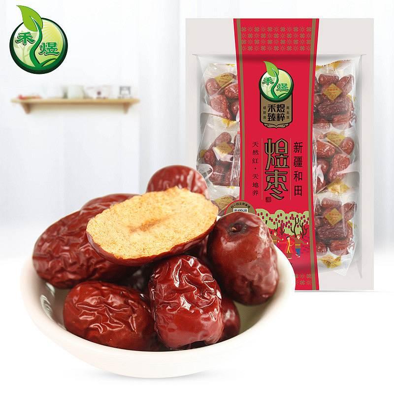 禾煜388g和田玉枣20袋/箱 (单位:袋)