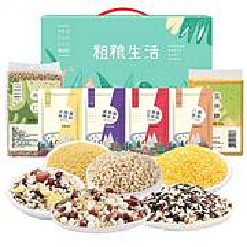 姚朵朵 粗粮生活杂粮礼盒1200g(盒)