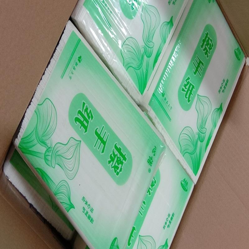心诺133235擦手纸200抽/20包/件(箱)(北京南航专供)