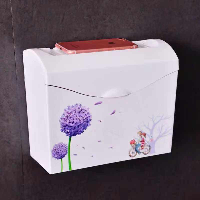 申城SC698厕纸盒10.5cm*24.5cm*20cm(个)