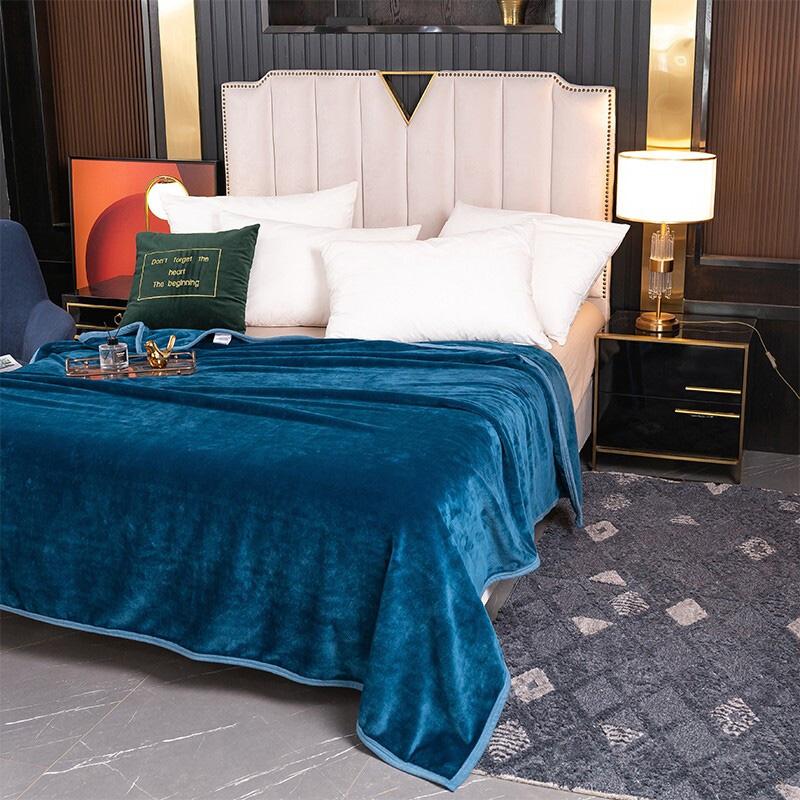 ELLE ME加厚华夫绒毯1.8米被子/被芯(单位:床)