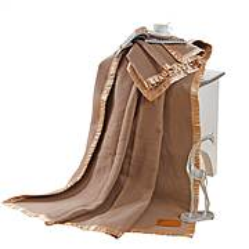 伊伊爱Y0JD02100027酒店专用羊绒毯子保暖盖毯150*200cm(条)
