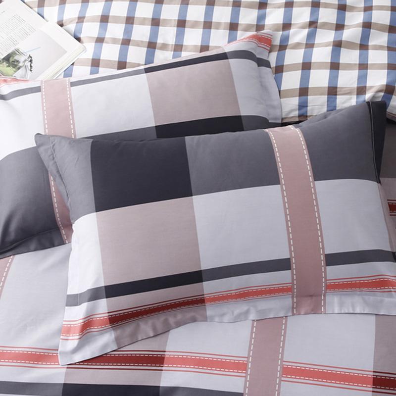 伊伊爱QMZT-17XK-001纯棉枕套(一对装)48*74cm(对)