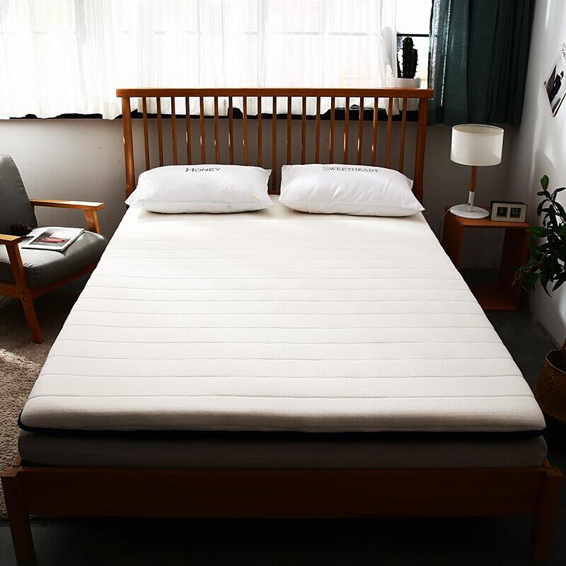 南极人乳胶床垫加厚9cm海绵1.5*2米(单位:张)