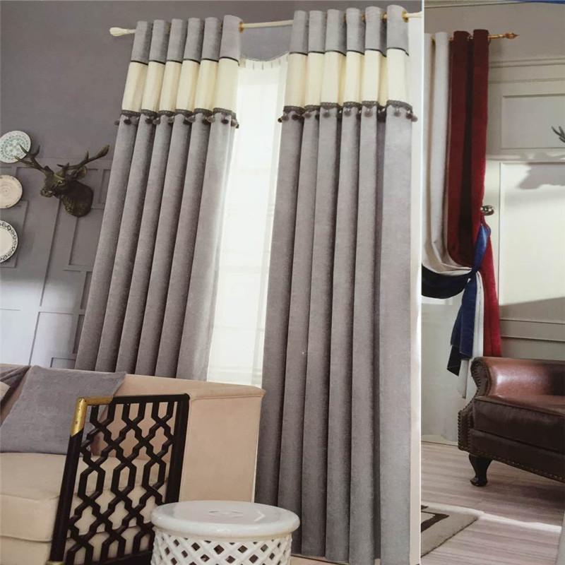 易可纺 窗帘装饰+半遮光ML13001D (单位:米)