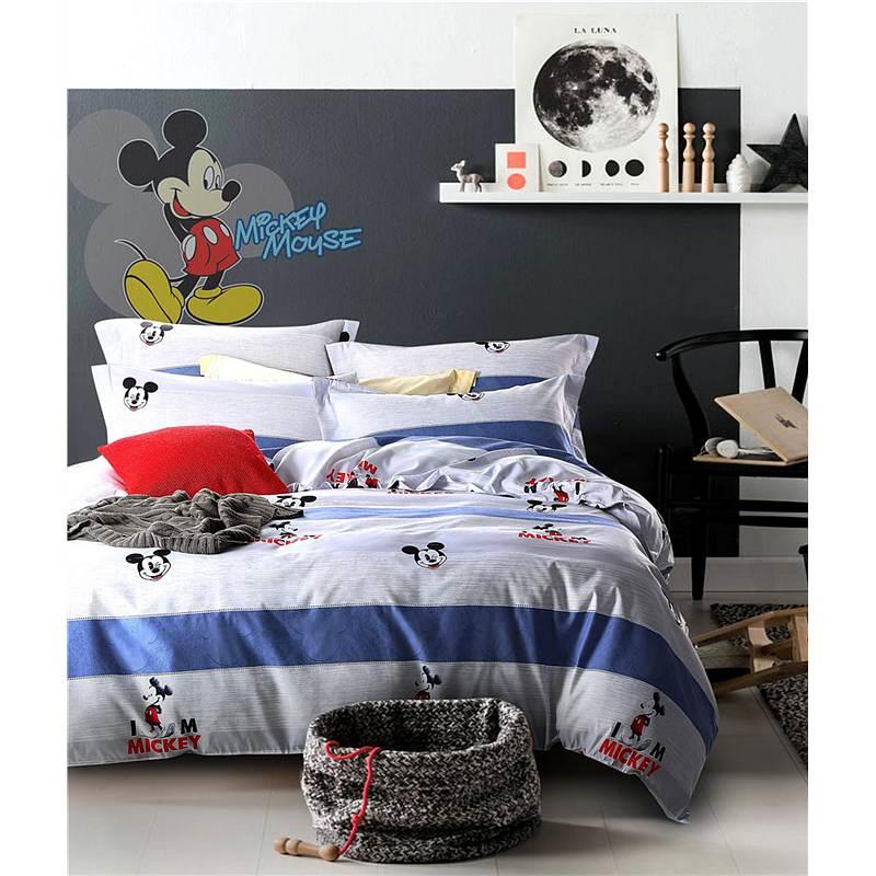 迪士尼 DSN17-TJ0105馨悦米奇床上四件套 (单位:套)