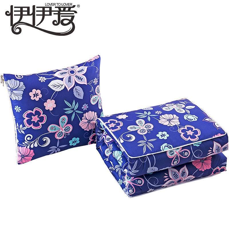 伊伊爱LTL-BZB-B2时尚印花抱枕被靠垫40*40cm(个)