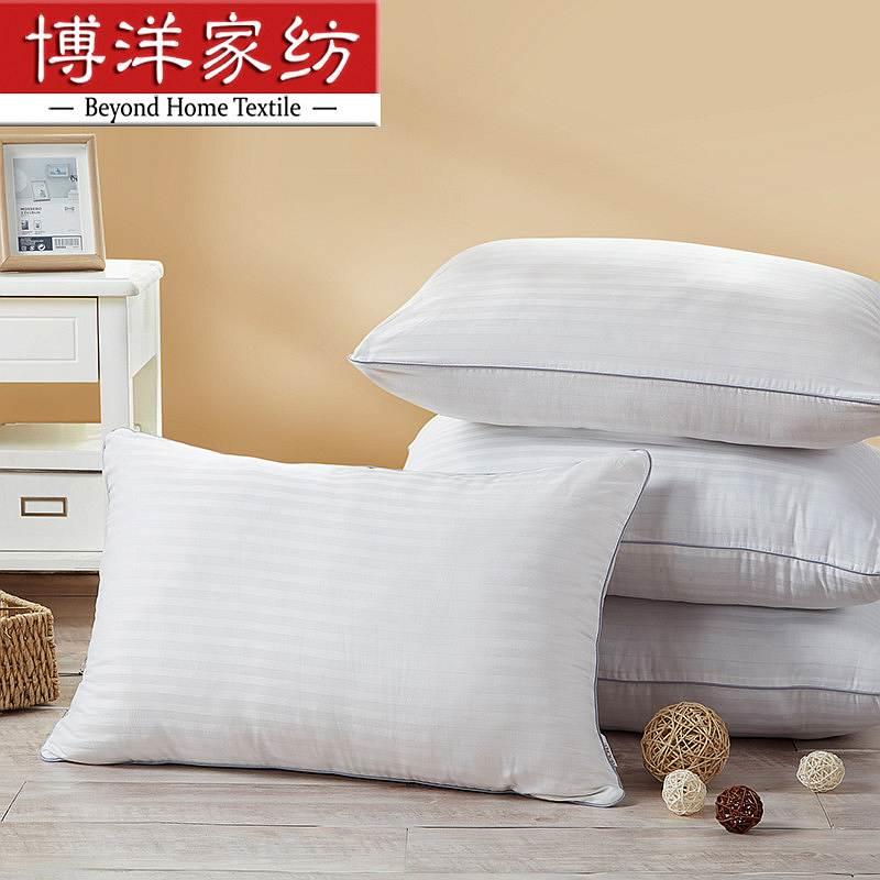 博洋家纺 家纺 W91714220111 舒寐大豆纤维枕 48*74cm (单位:个)