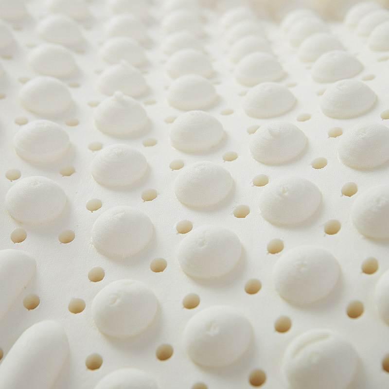 博洋家纺 家纺 W91714300103 优加进口乳胶枕 58*40*11/9cm (单位:个)