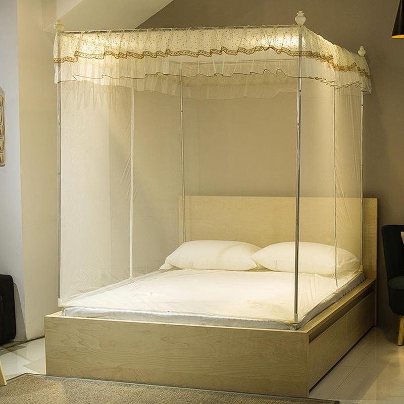 伊伊爱 WZ-TX-001 T行双开门坐床式蚊帐 120*195cm (单位:个)