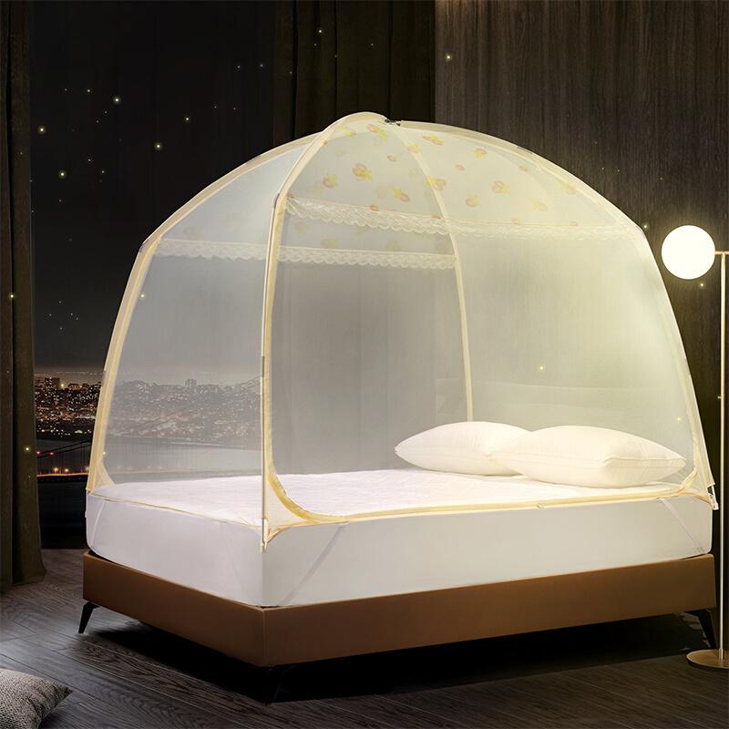 展艺 蒙古包蚊帐 1.5米床(顶)