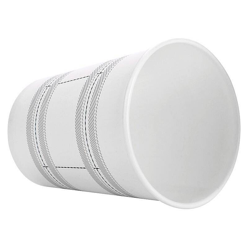 得力(deli)19200纸杯250ml50只 280g太阳纸+18gPE膜(单位:包)白